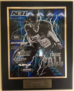 2009 Halloween Plaque