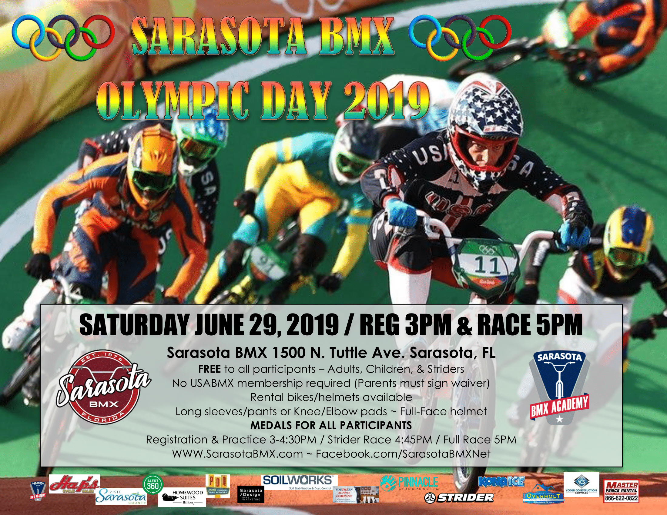 Olympic Day 2019