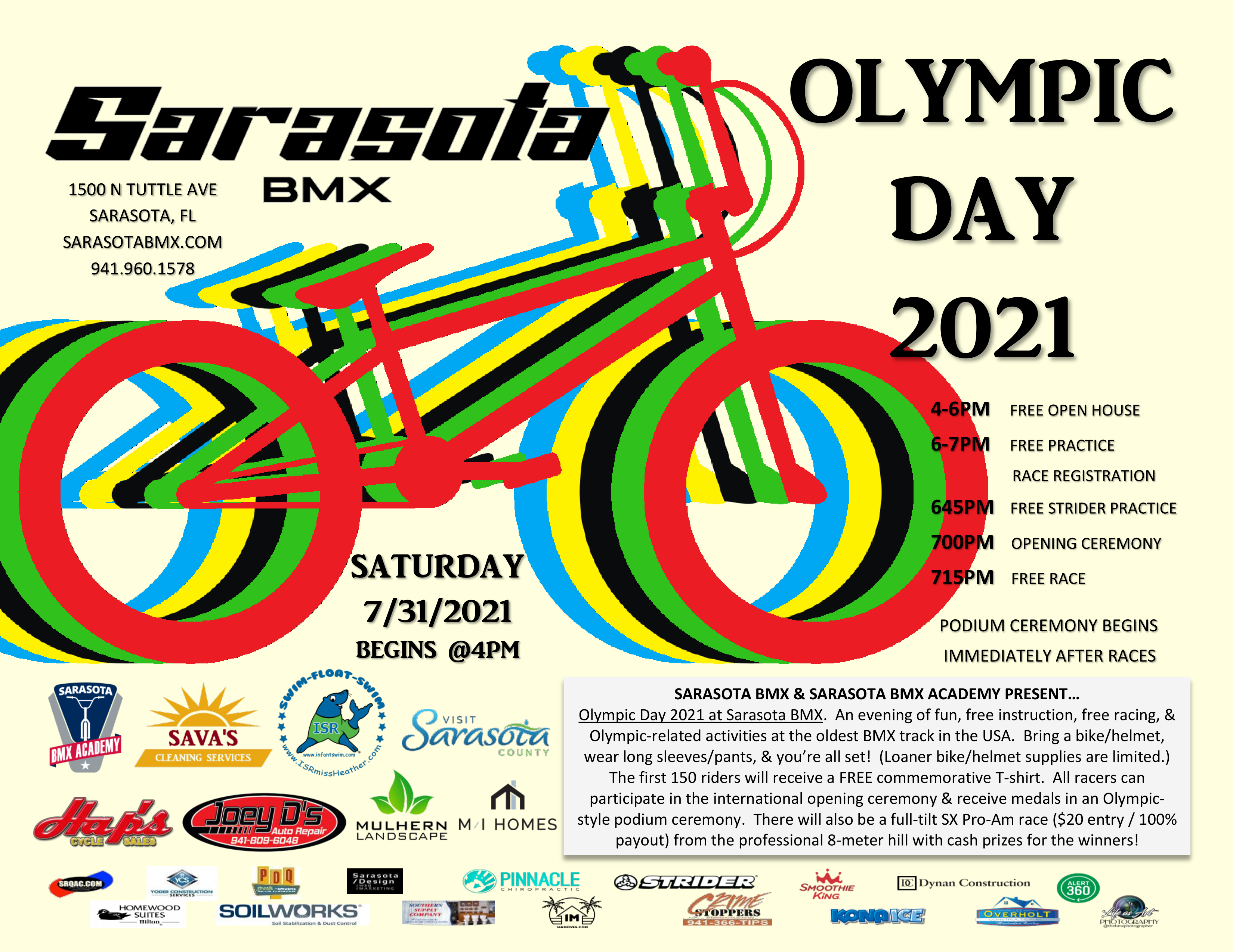 Olympic Day 2021